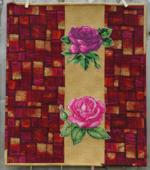 Quilt projects with machine embroidery image 7