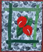 Quilt projects with machine embroidery image 39