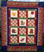 Quilt projects with machine embroidery image 3