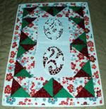 Quilt projects with machine embroidery image 74