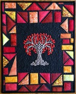 Quilt projects with machine embroidery image 2