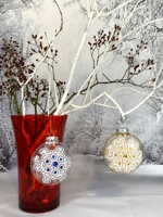 Christmas Projects and Gift Ideas with machine embroidery image 1