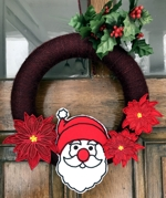 Christmas Projects and Gift Ideas with machine embroidery image 2
