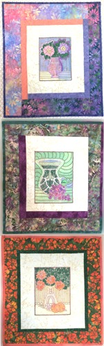 Quilt projects with machine embroidery image 16