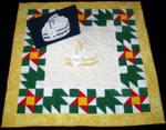 Quilt projects with machine embroidery image 89