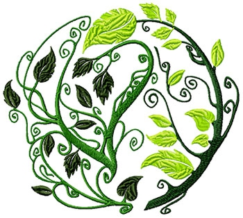 Branches free machine embroidery designs