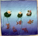 Quilt projects with machine embroidery image 14