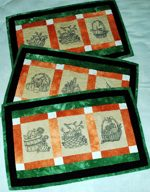 Quilt projects with machine embroidery image 12