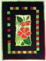 Quilt projects with machine embroidery image 23