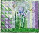 Quilt projects with machine embroidery image 27