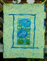 Quilt projects with machine embroidery image 24