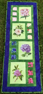 Quilt projects with machine embroidery image 17