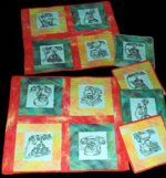 Quilt projects with machine embroidery image 78