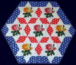 Quilt projects with machine embroidery image 96