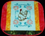 Quilt projects with machine embroidery image 19