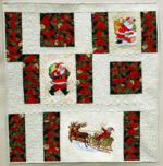 Christmas Projects and Gift Ideas with machine embroidery image 28