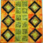 Quilt projects with machine embroidery image 11