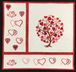 Tree of Love Wall Quilt
