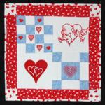Quilt projects with machine embroidery image 8