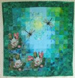 Quilt projects with machine embroidery image 40