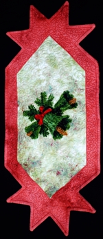 Christmas Projects and Gift Ideas with machine embroidery image 27