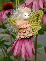 battenberg Lace fairy