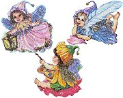 Little Fairies Set II