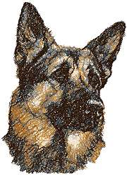 German Shepherd Dog III