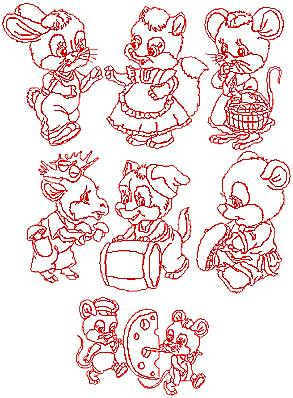 Baby Quilt Applique Embroidery Designs - Secrets of Embroidery