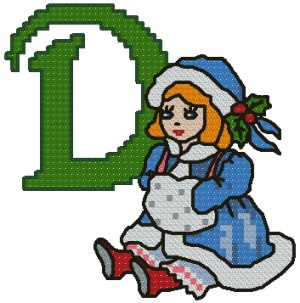 D is for Doll