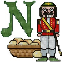 N is for Nutcracker