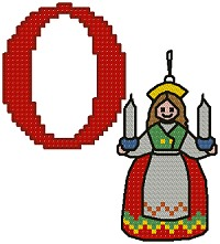 O is for Ornament