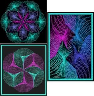 geometric design set