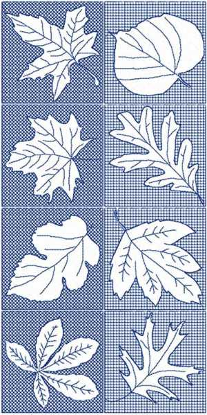 Leaf Block Set