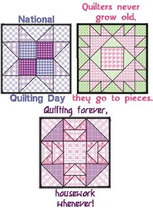 Quilt Cards In-the-Hoop Set