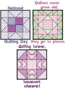 Quilt Cards In-the-Hoop Set (ITH)