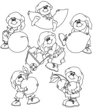 Vintage Thirties Disney Seven Dwarfs McCall Pattern | Vintage