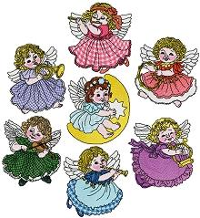 Musical Angel Set