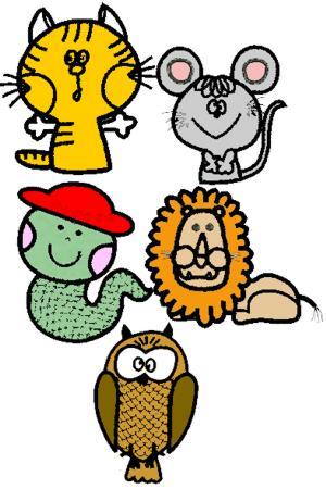 Advanced Embroidery Designs Cute Animals Applique Set