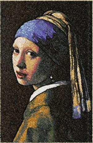 Jan Vermeer. Girl with a Pearl Earring.