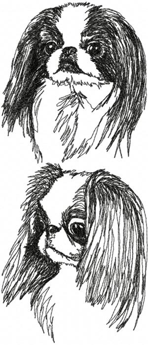 Japanese Chin Set