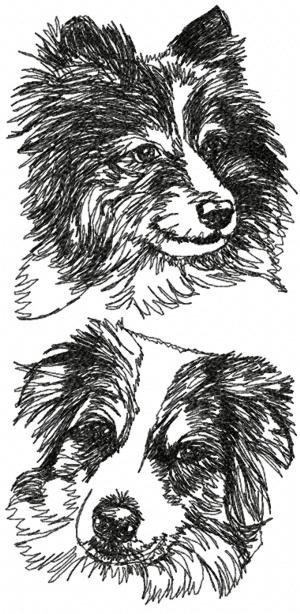 Herding Dog Clip Art, Clipart for Herding Dogs from Argostar