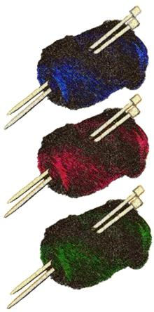 Knitting: Yarn and Needles