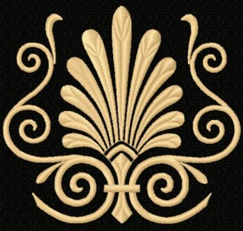 Decorative Fern Motif