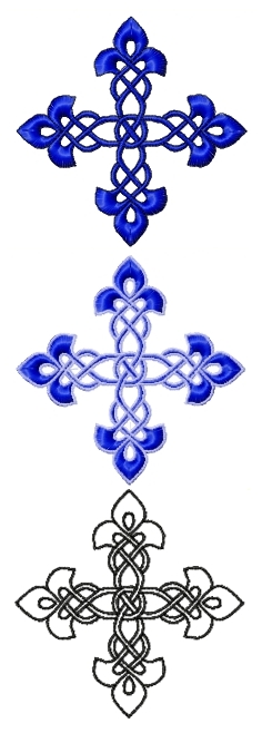Ornamental Cross Set