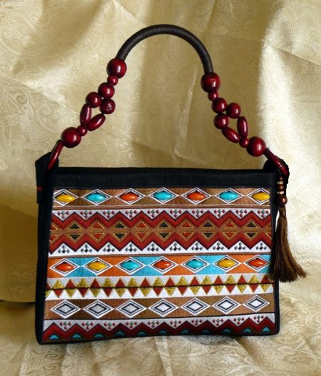 Advanced Embroidery Designs East African Motif