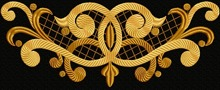 French Empire Decorative Motif