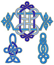 Celtic Motif Set
