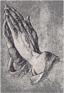 Praying hands by Albrecht Durer