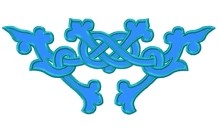 Celtic Applique Motif